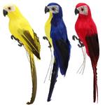 decoration-de-table-perroquet