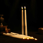 chandelle-led-flamme-vacillante-decoration-table