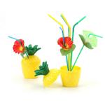 tasse-noix-de-coco-et-ananas-decoration-anniversaire-tropical