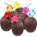 tasse-noix-de-coco-et-ananas-decoration-anniversaire-jungle