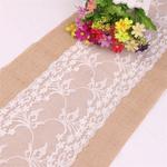 chemin-de-table-toile-de-jute-dentelle-30-cm-mariage-fleurs