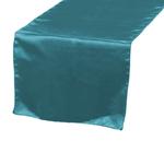 chemin-de-table-satin-bleu-turquoise