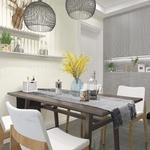 chemin-de-table-argente-strass-moderne-reveillon