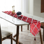 chemin-de-table-paillete-rouge-nouvel-an