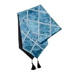 chemin-de-table-bleu-paillete-reveillon