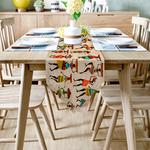chemin-de-table-motifs-africains-kenya