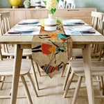 chemin-de-table-style-africain-congo