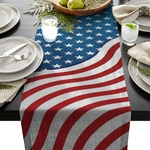 chemin-de-table-americain-drapeau