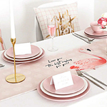 chemin-de-table-flamant-rose-anniversaire