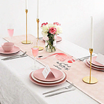 chemin-de-table-flamant-rose-anniversaire-animal