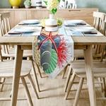chemin-de-table-coquillage-anniversaire-marin