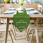 chemin-de-table-terrain-de-football-anniversaire