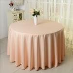 nappe-pour-table-ronde-tissu-beige
