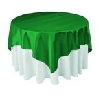 nappe-carree-tissu-satin-mariage-blanc-vert