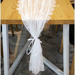 chemin-de-table-mariage-dentelle-blanche