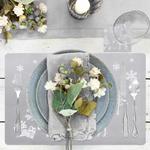 set-de-table-noel-pvc-souple-gris-flocons