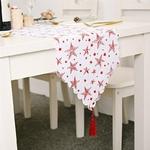 chemin-de-table-etoile-rouge-noel