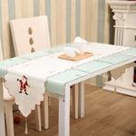 Chemin-de-Table-brod-couvertures-anti-poussi-re-1-pi-ce-d-coration-de-Table-pour