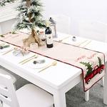 chemin-de-table-joyeux-noel-traditionnel