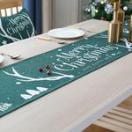 chemin-de-table-noel-vert-sapin