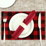 set-de-table-tartan-rouge-noir