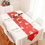 chemin-de-table-theme-noel-rouge