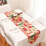 chemin-de-table-theme-noel-traditionnel