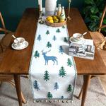chemin-de-table-foret-rennes-noel
