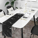 chemin-de-table-marbre-noir-blanc