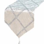 chemin-de-table-ivoire-paillete