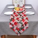 chemin-de-table-romantique-rose-saint-valentin