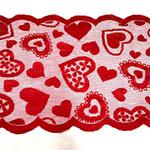chemin-de-table-coeur-rouge-saint-valentin