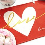 chemin-de-table-coeur-saint-valentin