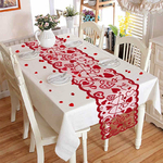 chemin-de-table-romance-coeur-saint-valentin