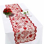 chemin-de-table-romance-coeur