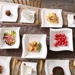 service-de-table-en-porcelaine-blanche-mariage
