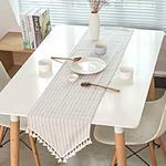 chemin-de-table-pour-bapteme-beige