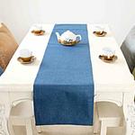 chemin-de-table-bapteme-bleu-ocean