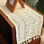 chemin-de-table-crochet-moderne-coton-naturel