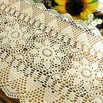 chemin-de-table-coeur-crochet-coton