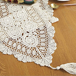 chemin-de-table-crochet-ancien-blanc