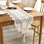 chemin-de-table-crochet-ancien-fleurs