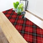 chemin-de-table-ecossais-rouge-carreaux