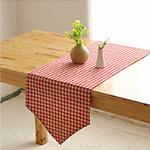 chemin-de-table-vichy-rouge-carreaux