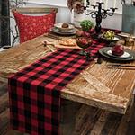 chemin-de-table-tartan-bucheron