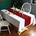 chemin-de-table-tartan-carreaux-noir-rouge