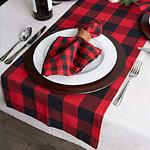 chemin-de-table-tartan-rouge-noir
