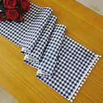chemin-de-table-vichy-bleu-motifs