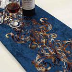 chemin-de-table-arabesque-dore-tissu