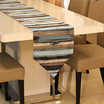 chemin-de-table-raye-or-bleu-fantaisie